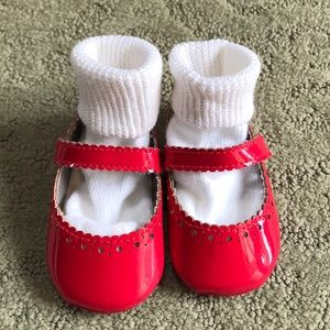 Baby Gap Mary Jane shoes